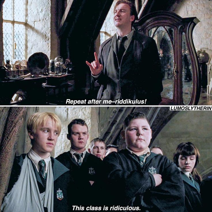 Reason number 458 of why I love Draco Malfoy.