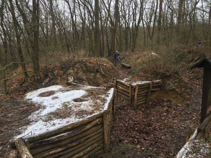 Shukow bunker at Reitweiner Sporn.