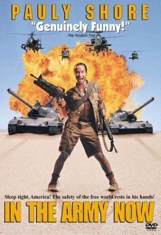In the Army Now DVD ~ Pauly Shore, http://www.amazon.com/dp/B00008L3W3/ref=cm_sw_r_pi_dp_6j8Bqb1PPK9VN