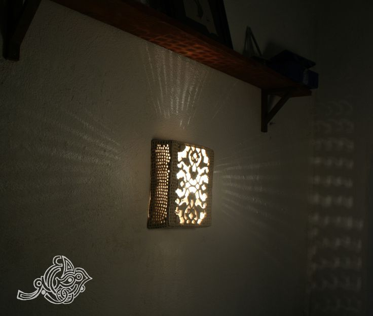 , feel free if you want to have it and write for me #ceramic #lamp #wall lamp