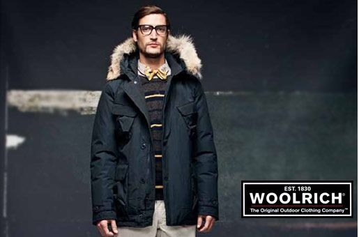 woolrich outlet logo