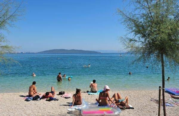 Willa Lovrić/ Croatia  More: http://www.nocowanie.pl/chorwacja/noclegi/kastel_stari/willa/134154/  #travel #Croatia