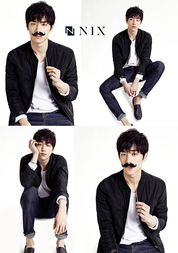 NIX Spring 2015 Ad Campaign Feat. Seo Kang Joon