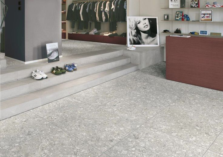 Breton Gris Porcelain Wall & Floor Tiles | Mandarin Stone Wall & Floor Tiles