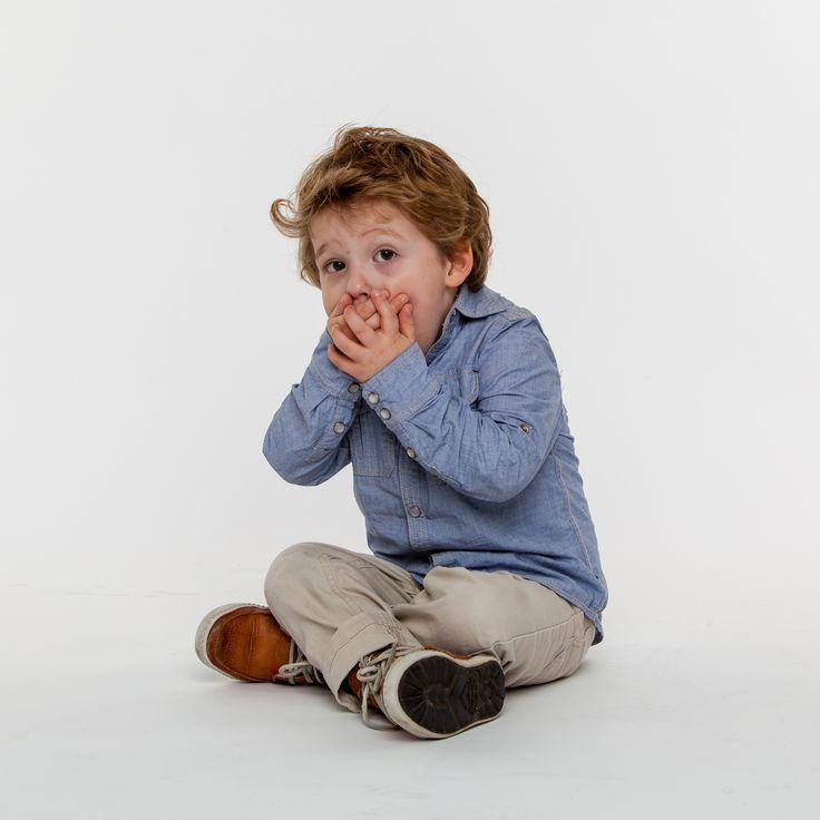 Kinder Fotoshoot Max