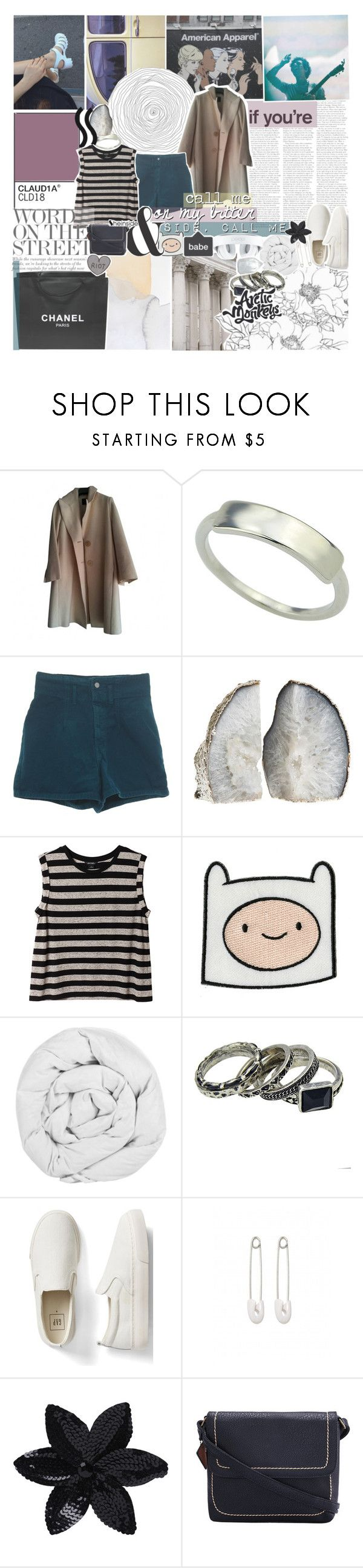 """""""i was searching for some better time"""" by kristen-gregory-sexy-sports-babe ❤ liked on Polyvore featuring Chanel, Isabel Marant, Monki, The Fine Bedding Company, Gap, Kristin Cavallari, ASOS and vintage"""