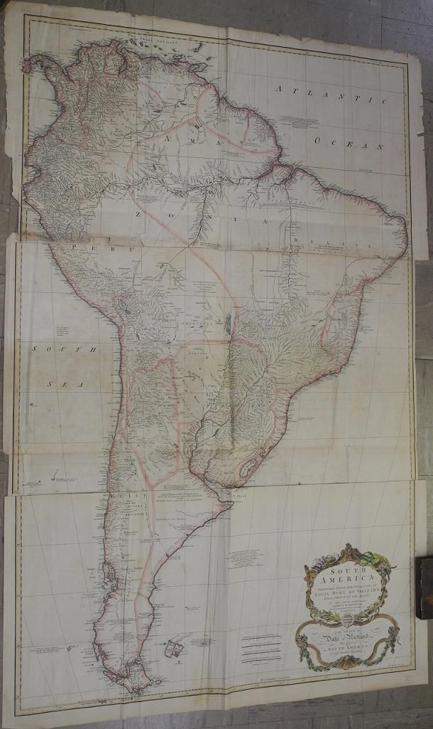 South America T Woodward S Birt etc