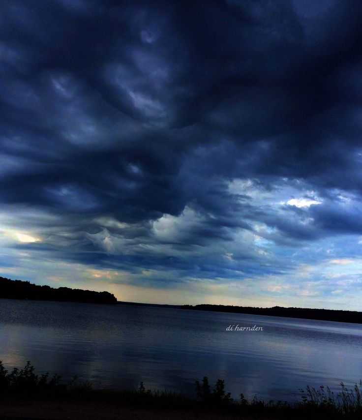 Storm coming,  at the Narrows