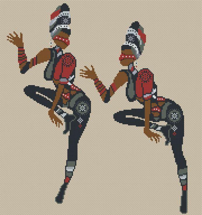 Gallery.ru / Танцующий дуэт - Танцы - Norsvet