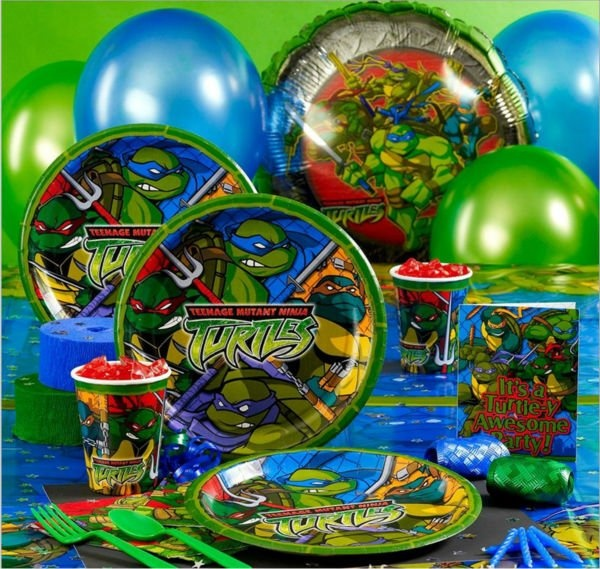 97 Best Images About TMNT Party Ideas On Pinterest