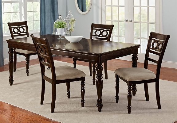 Hayden Ridge Dining Room Collection - Value City Furniture-Table