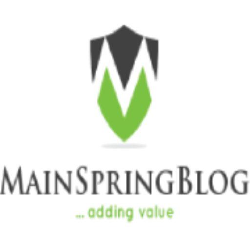 MainSpringBlog