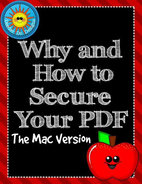 how to print secured pdf file on mac