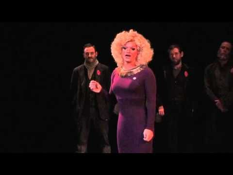 Irish drag queen Panti Bliss - also known as Rory O'Neill - took to the stage at Dublin's Abbey Theatre to make an impassioned 10-minute speech about homophobia in Ireland. | Watch An Irish Drag Queen's Powerful Speech About Homophobia