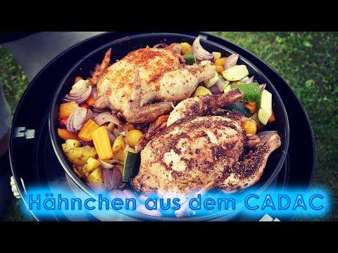 139 Zwei Verschieden Gewurzte Hahnchen Aus Dem Cadac Carri Chef 2 Youtube Cadac Carri Chef 2 Cadac Carri Chef Rezepte