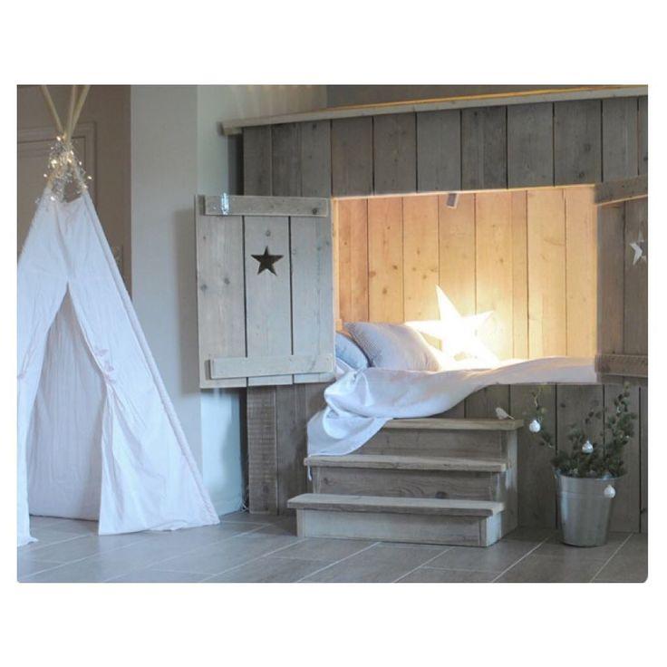 Chambre d'enfant rêveur