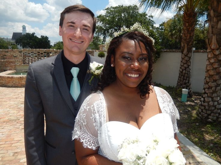 I Officiated The Wedding Of Andrew Fraser And Beraca Barnabe At Winter Park Chapel