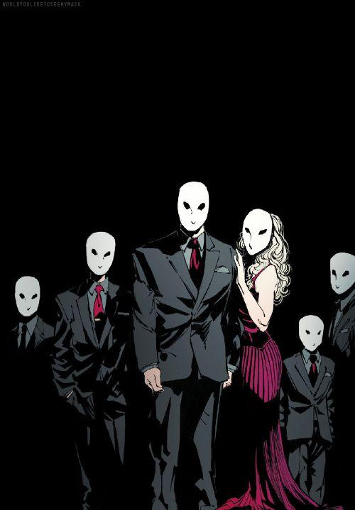 #dc #dccomics #courtofowls #comics #comicbooks #batman #darkknight #talon #comicwhisperer #villains