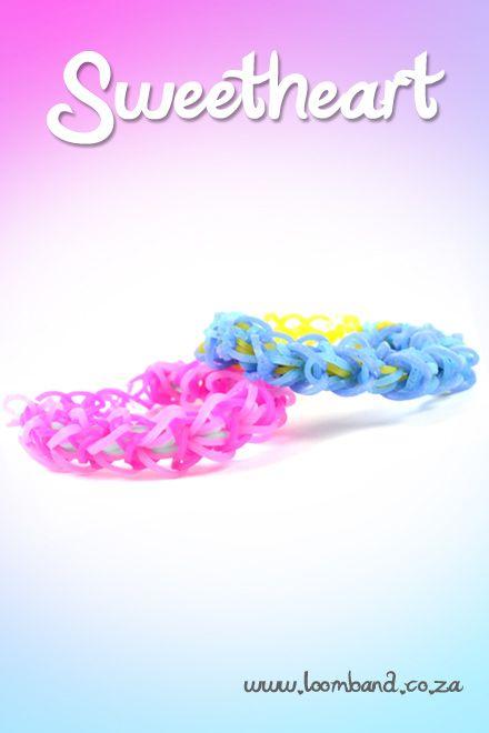 loom band bracelet instructions