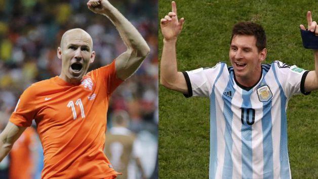 Copa del Mundo 2014: Holanda no le tiene miedo a Messi, dice Arjen Robben #Peru21