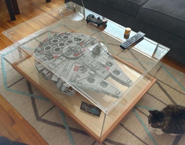 Lego Ucs Lego Millennium Falcon Set 10179 In 2019 Decorating Ideas Lego Ucs Lego Falcon