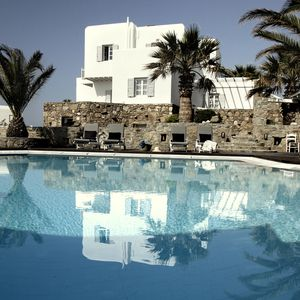 San Giorgio Hotel Mykonos, Member of Designhotels: Pool & Beach