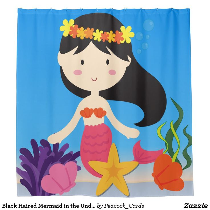 155 best Kid\'s Shower Curtains images on Pinterest   Shower curtains ...