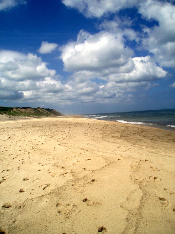 Wellfleet, Cape Cod -- a favorite vacation