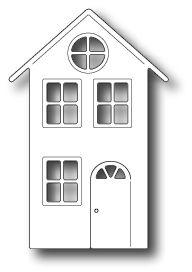 new MB die - Village House Die (MB98594)