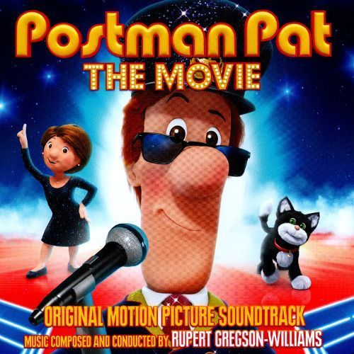 Postman Pat: The Movie [Original Motion Picture Soundtrack] [CD]