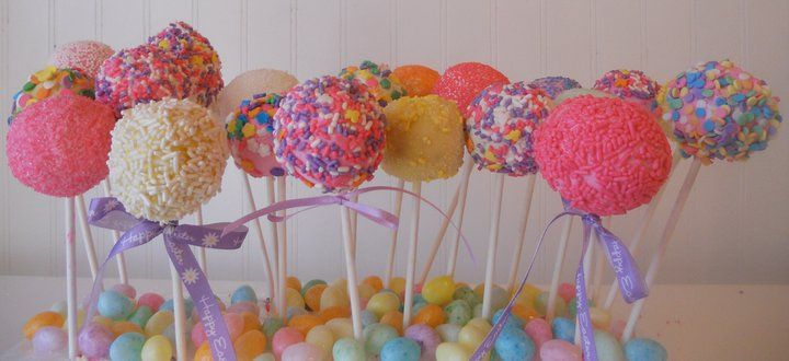 Easter Cake Pops!  Decorating ideas.....