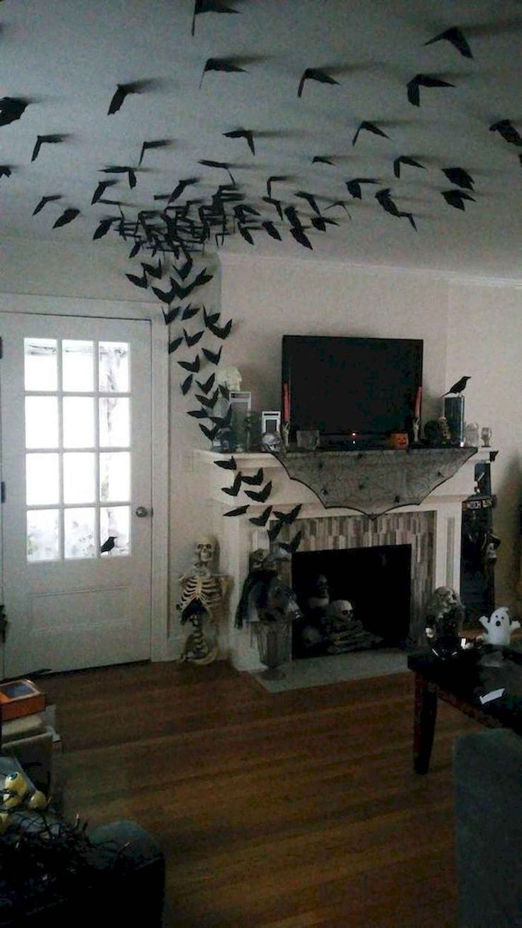 90 Fantastic Halloween Party Decor Ideas