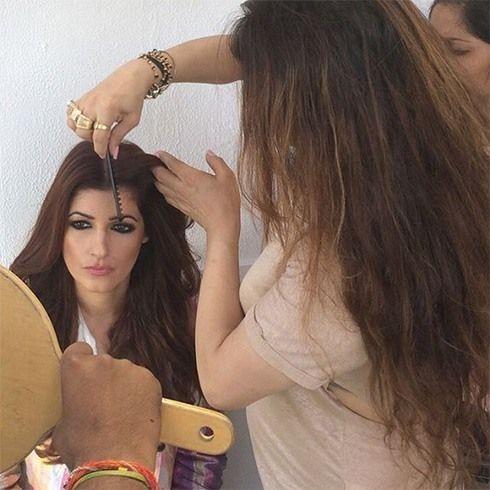 Twinkle Khanna Makeup | #TwinkleKhanna #Bollywood #Celebrity