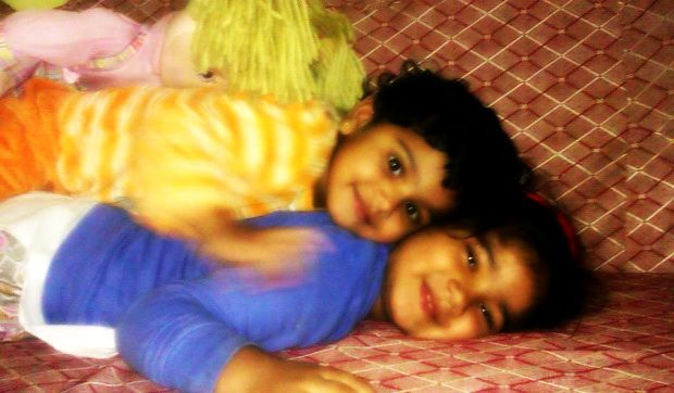 My Princessess - My Daughters - Zainab & Anam