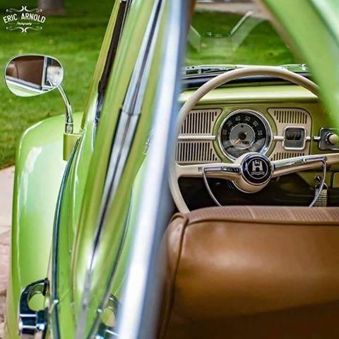 Classic VW - creative capture