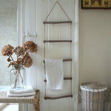 Creative Ways To Use The Rope In Home Decorating - www.nicespace.me