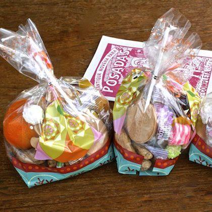 Aguinaldos: Posada Candy Bags