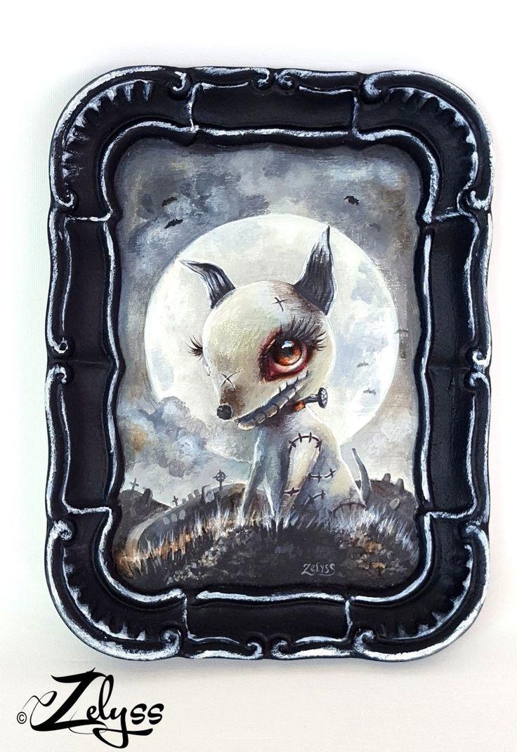 Image of ZELYSS originals: 'Franken puppy'