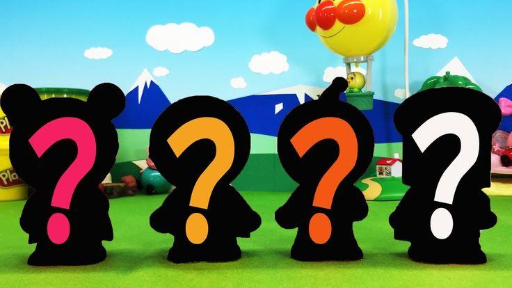 アンパンマン おもちゃアニメ 人気動画23まとめ♥連続再生 ぷっぷちゃん