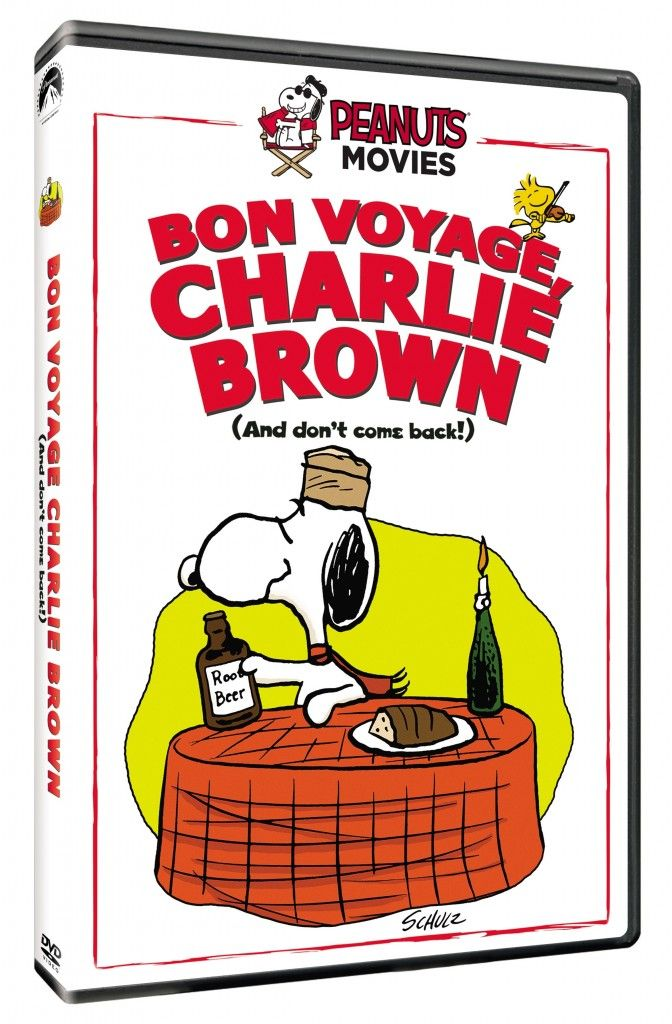 Bon Voyage Charlie Brown (and Don't Come Back) Giveaway 10/19 ~ Tales From A Southern Mom