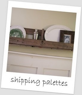 Ah shipping pallets...i need to get my hands on you...