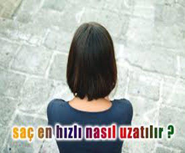Kısa saçlı bayanlar, saçlarının kısa sürede uzamasını isterler ve saç en hızlı nasıl uzar arayışına girerler. Saçlar normal bir insan yapısında ortalama 0,5 ve 2,5 cm aralığ�