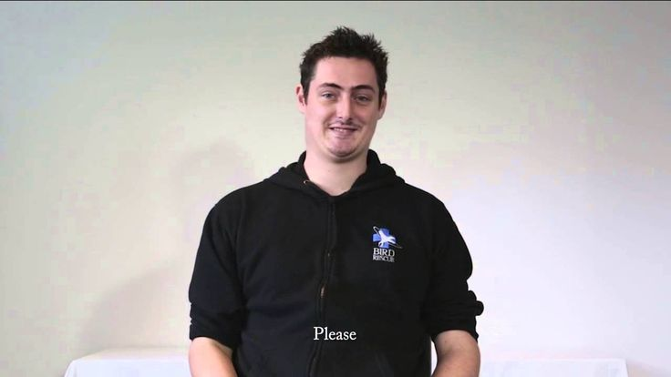Sign Language Week: Day-5 (Friday)