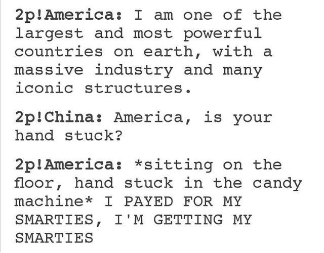 I'm so america! Y is this so true!?