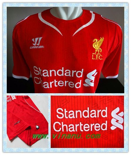 1415 home soccer jersey of liverpool