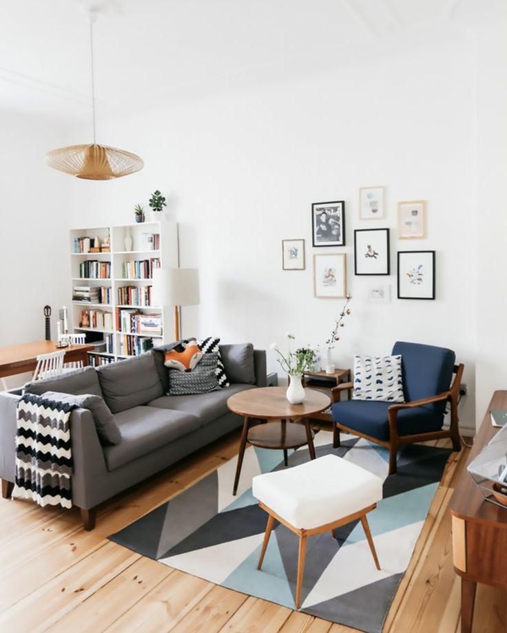 un canap pour ma d co scandinave interiors living room decor living room modern et small. Black Bedroom Furniture Sets. Home Design Ideas
