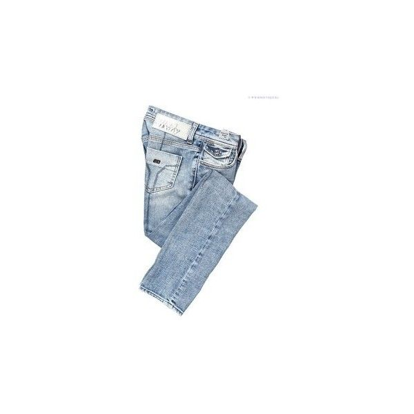 Jeans Miss Sixty / Boutique.ru – online store of fashion apparel and... ❤ liked on Polyvore featuring jeans, pants, bottoms, pantalones, miss sixty, blue jeans, blue skinny jeans and miss sixty jeans
