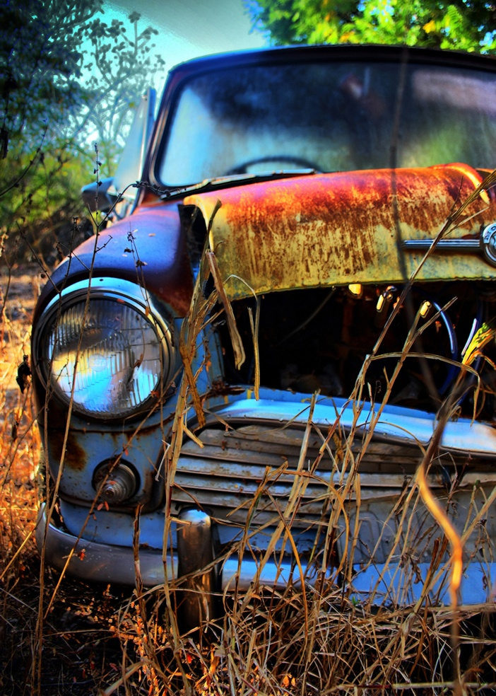 108 best Start Your Engines images on Pinterest | Abandoned cars ...