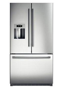 JC Perreault - Appliances - Refrigerator - BOSCH - French Door Refrigerator