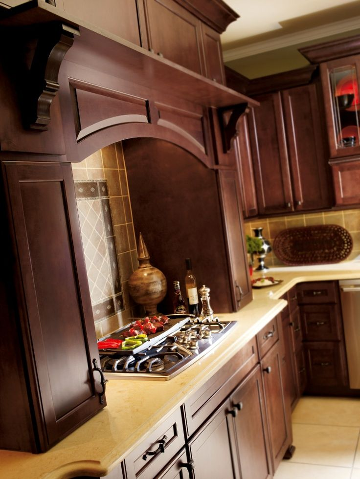 The Arched Valance From Decora Will Make Any Kitchen Stand